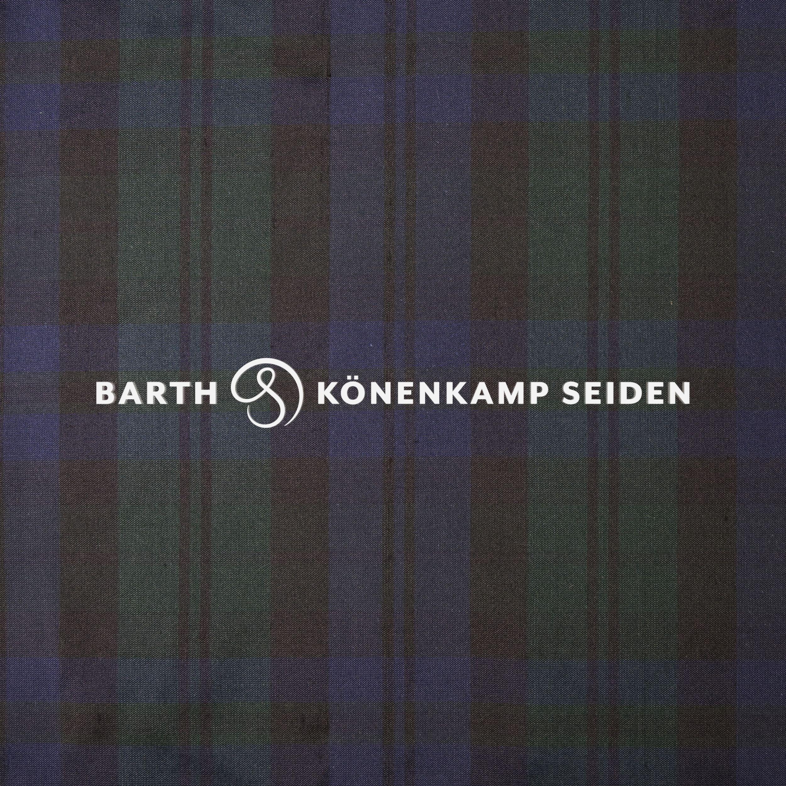 3090B-109 / Doupion silk checked