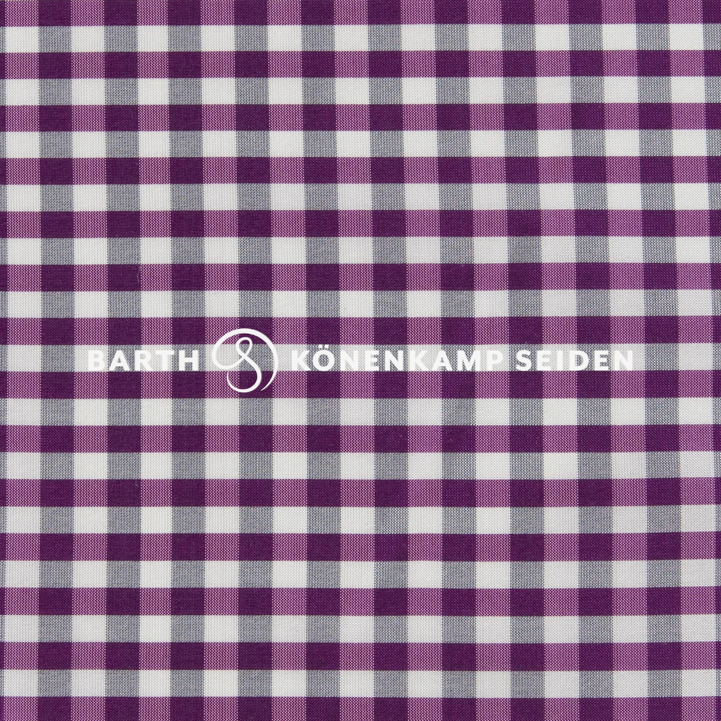 3091C-42 / Doupion/Taffeta crystal checked and striped