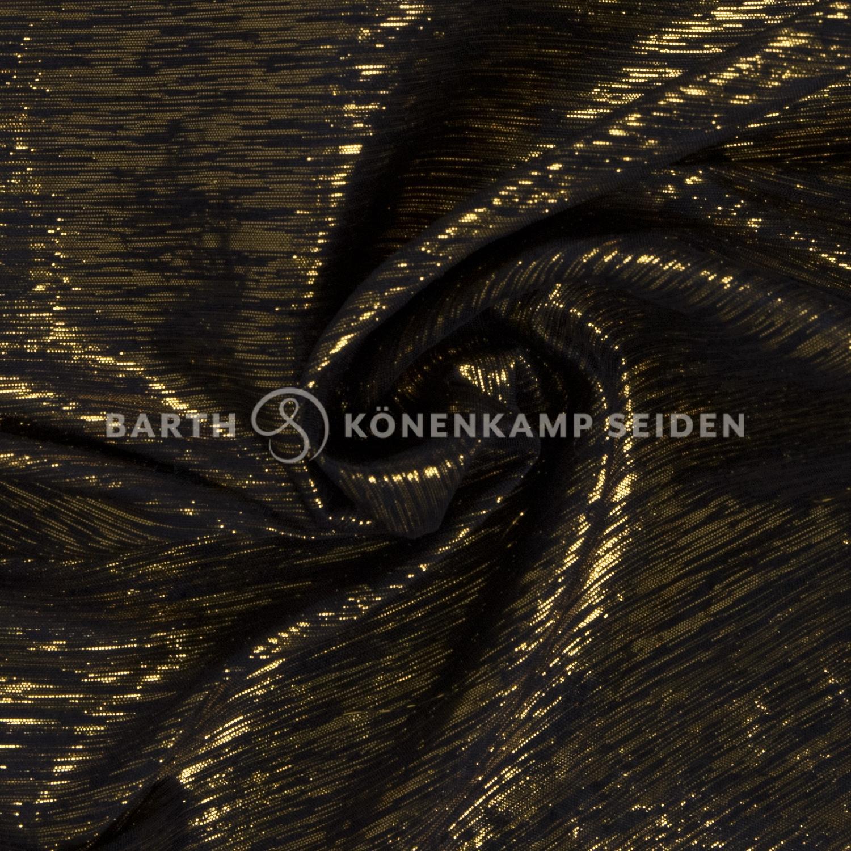 997-gelb / Doupionseide mit Effektgarn