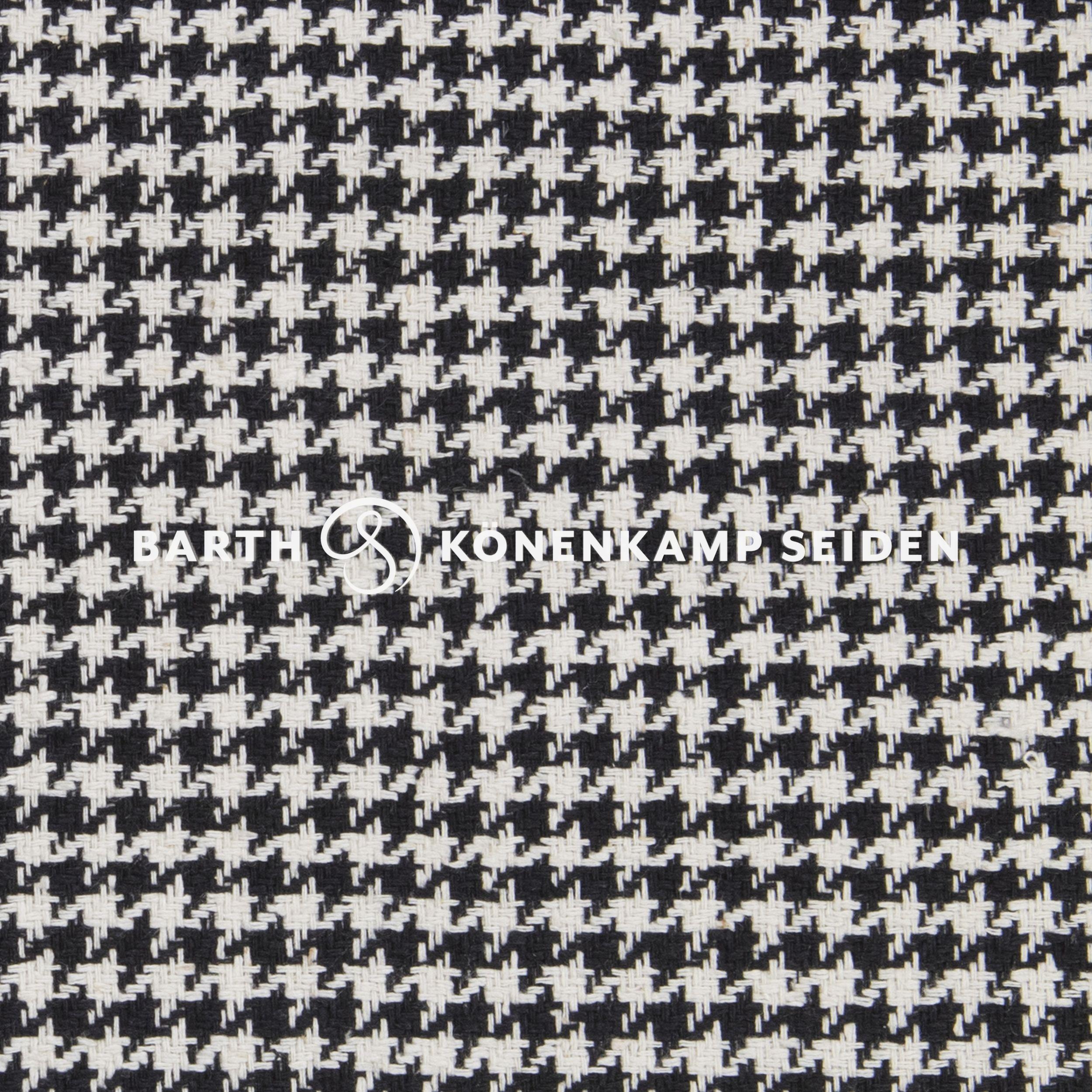 997-schwarz-weiß / Bourrette Hahnentritt