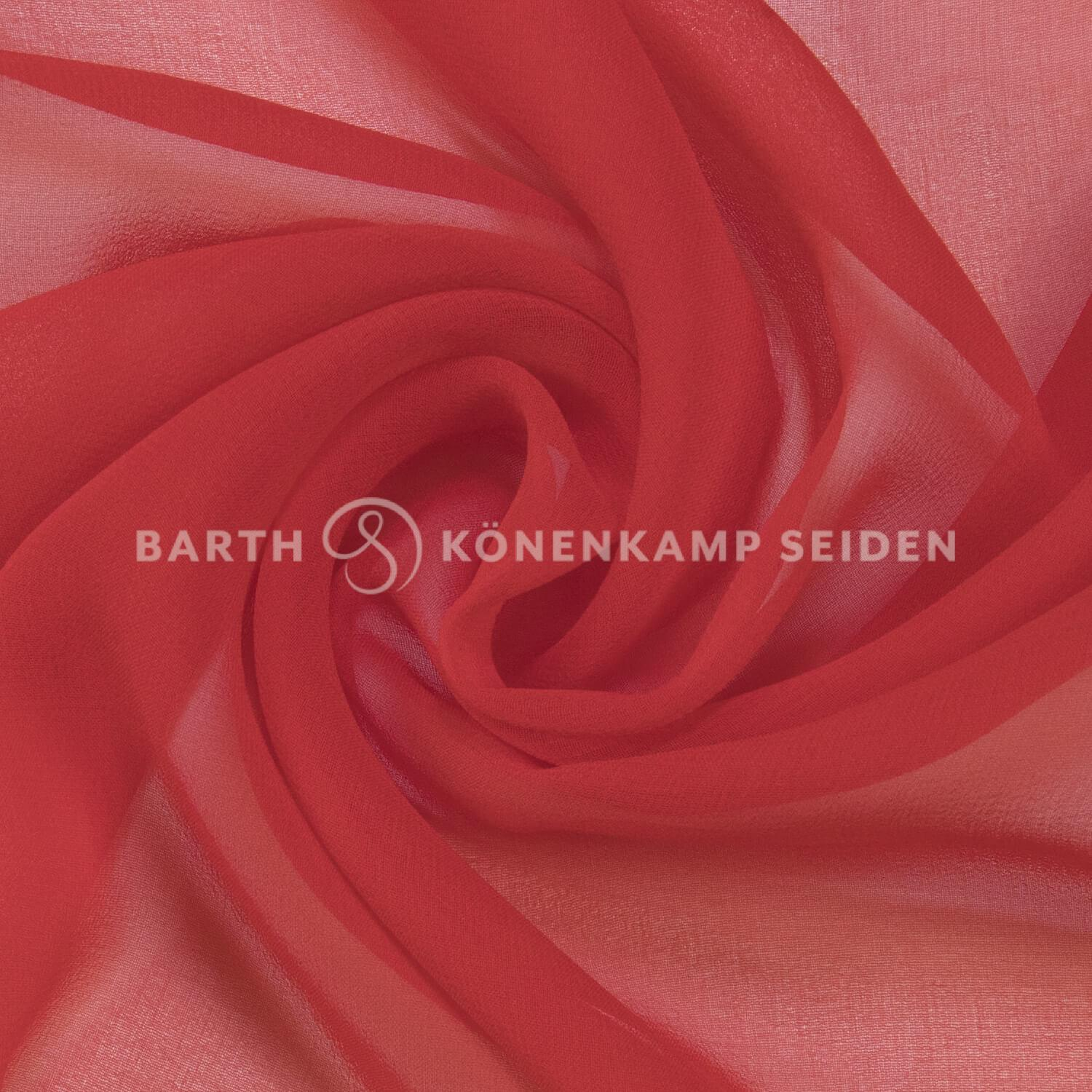 3001-3 / Pure China silk Georgette dyed