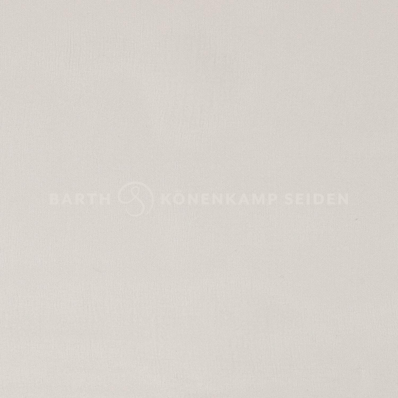 3004-1 / China Reinseiden Chiffon weiß