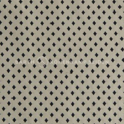3802-14-deco-silk-raute-seide-beige-schwarz