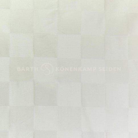 3803-2-deco-silk-kariert-seide-weiß