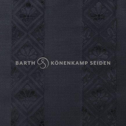 3804-10-deco-silk-palmette-seide-schwarz