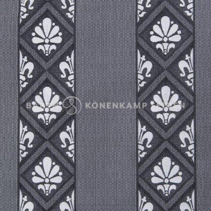 3804-11-deco-silk-palmette-seide-schwarz-silber