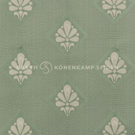 3804-7-deco-silk-palmette-seide-grün-gold