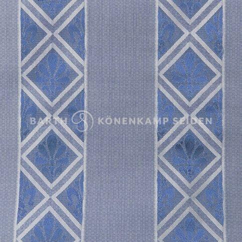 3804-9-deco-silk-palmette-seide-blau-silber